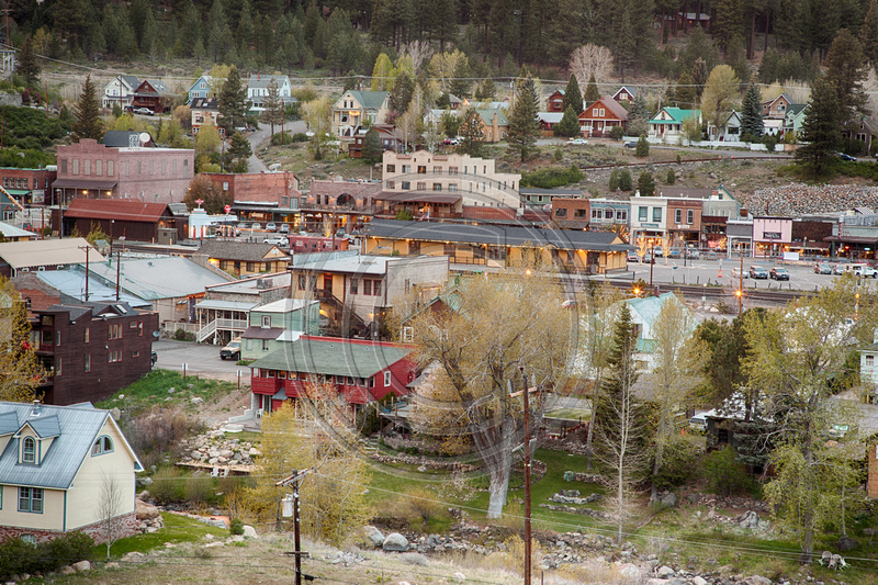 Downtown, Truckee